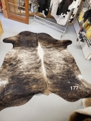 cow rug # 177
