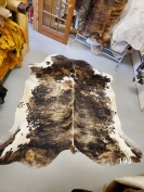 cow rug # 193